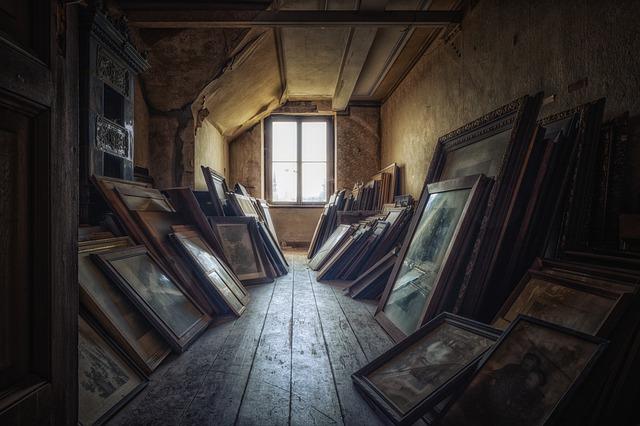 Trois œuvres glorieuses de l'histoire de l'art